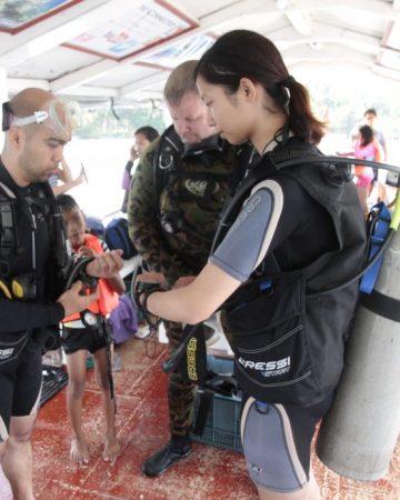 【体験】ダバオでスキューバダイビングライセンスを取得しよう!初心者歓迎 Scuba Diving in Davao