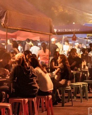 【観光】ダバオのストリートが集結、絶対に行きたいナイトマーケット! Roxas Night Market